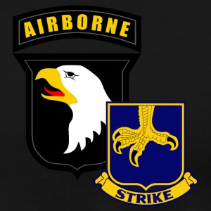 101st Airbrne 502nd Infantry Strike T-Shirts - Men's Premium T-Shirt