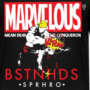 MARVELOUS MEAN DEAN • BUSTIN' HEADS - Kids' Premium T-Shirt