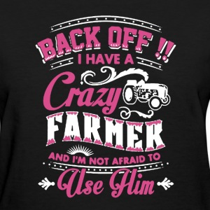 Crazy Farmer Shirt - Women's T-Shirt