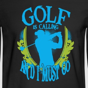 Golf Shirt - Men's Long Sleeve T-Shirt