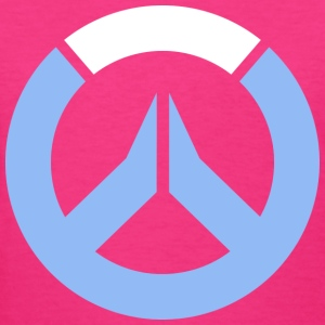 Overwatch Logo D.Va Colors Women's T-Shirt - Women's T-Shirt