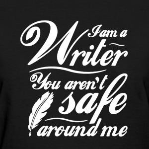 Writer Shirt - Women's T-Shirt