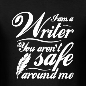 Writer Shirt - Men's T-Shirt