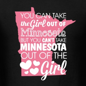 Minnesota Girl Shirt - Men's T-Shirt