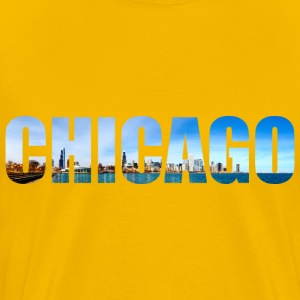 Chicago t-shirt - Men's Premium T-Shirt