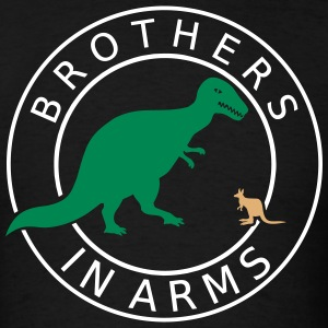Brothers in Arms 3C T-Shirts - Men's T-Shirt
