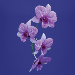 Cascade of Purple Orchids Kids' Shirts - Kids' Premium T-Shirt