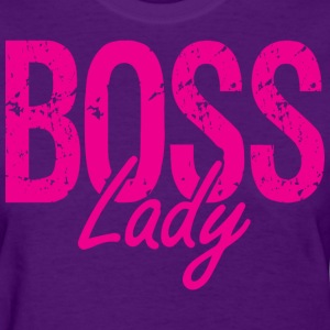 Boss Lady Women's T-Shirts - Women's T-Shirt