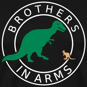 Brothers in Arms 3C T-Shirts - Men's Premium T-Shirt