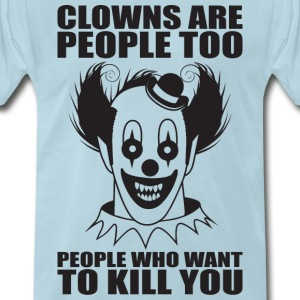 how to kill a clown