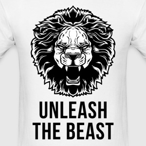 Lion - Unleash The Beast T-Shirt - Men's T-Shirt