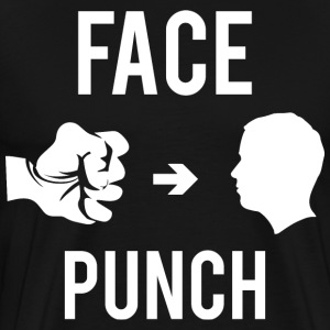 Face Punch T-Shirts - Men's Premium T-Shirt