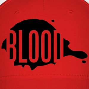 Blood - Baseball Cap