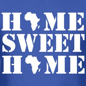 Africa: Home Sweet Home - Men's T-Shirt