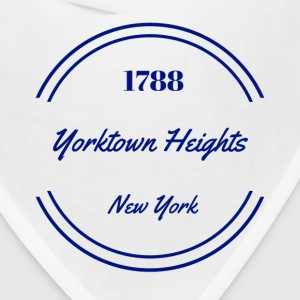 yorktown heights NAVY Caps - Bandana