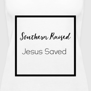Southern Raised Tank - Women's Premium Tank Top
