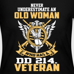 Veteran Shirt - Women's Long Sleeve Jersey T-Shirt