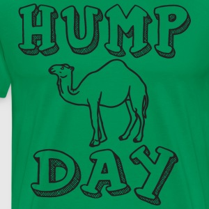 Hump Day T-Shirts - Men's Premium T-Shirt