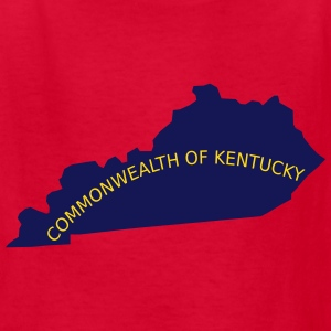 Kentucky Kids' Shirts - Kids' T-Shirt