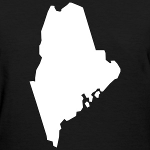 Maine T-Shirts - Women's T-Shirt