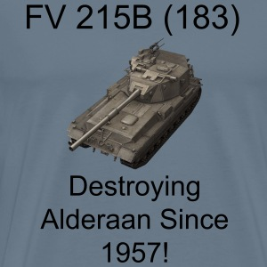 Destroying Alderaan Since 1957! - Men's Premium T-Shirt