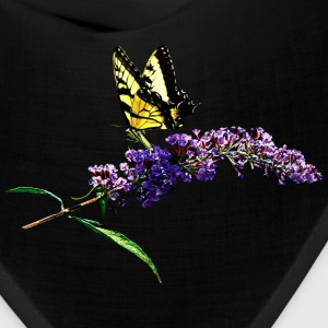 Swallowtail on Butterfly Bush Caps - Bandana