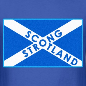 SCOTLAND STRONG  - Men's T-Shirt