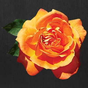Orange Rose Bags & backpacks - Tote Bag