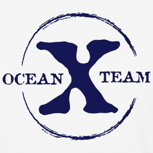Ocean x Team Black T-Shirts - Baseball T-Shirt
