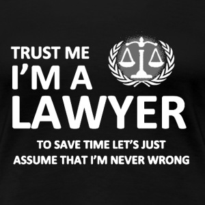 Lawyer Shirt - Women's Premium T-Shirt