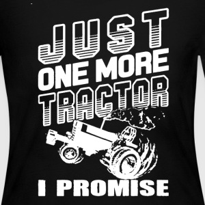 Tractor Shirt - Women's Long Sleeve Jersey T-Shirt