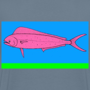 80s Block Mahi JW Originals Design - Men's Premium T-Shirt