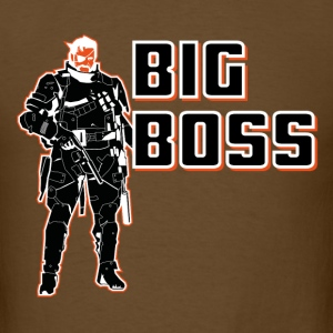 big boss - Men's T-Shirt