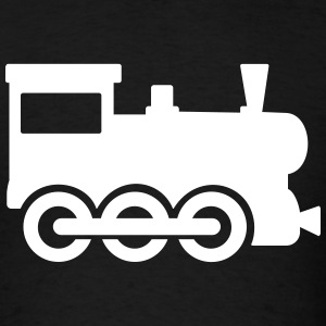Train T-Shirts - Men's T-Shirt