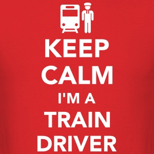 Train driver T-Shirts - Men's T-Shirt