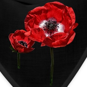 Poppy Mother and Child Caps - Bandana