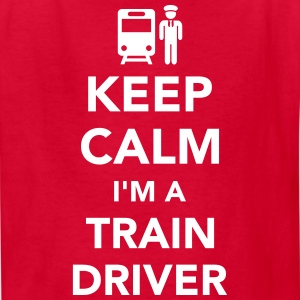 Train driver Kids' Shirts - Kids' T-Shirt