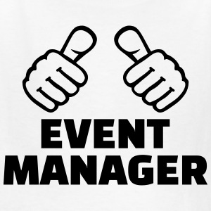 Event Manager Kids' Shirts - Kids' T-Shirt
