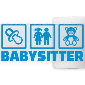 Babysitter Mugs & Drinkware - Panoramic Mug