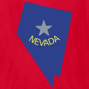 Nevada Kids' Shirts - Kids' T-Shirt