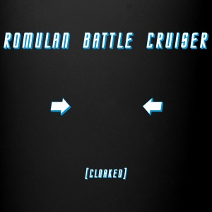 romulan_battle_cruiser_cloakeda_2c Mugs & Drinkware - Full Color Mug