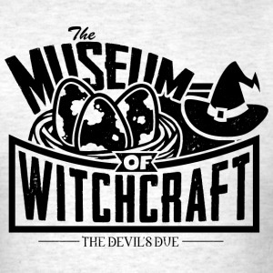 Museum of Witchcraft T-Shirts - Men's T-Shirt