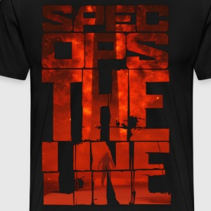Spec Ops The Line - Men's Premium T-Shirt