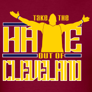 Design ~ Take the Hate out of Cleveland