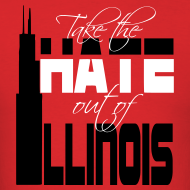 Design ~ Take the Hate out of Illinois