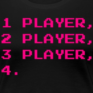 MULTIPLAYER T-Shirts - Women's Premium T-Shirt