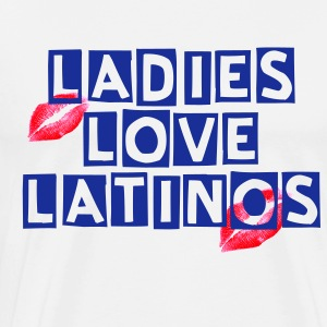 Ladies Love Latinos - Men's Premium T-Shirt