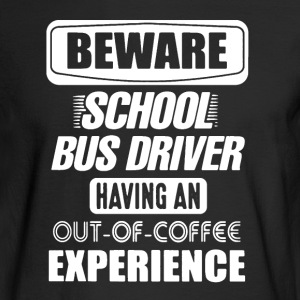 Bus Driver Shirt - Men's Long Sleeve T-Shirt