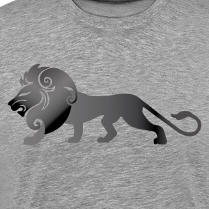 Lion clip art T-Shirts - Men's Premium T-Shirt