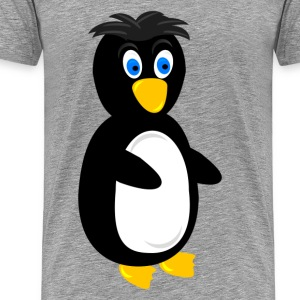 New penguin Charles T-Shirts - Men's Premium T-Shirt